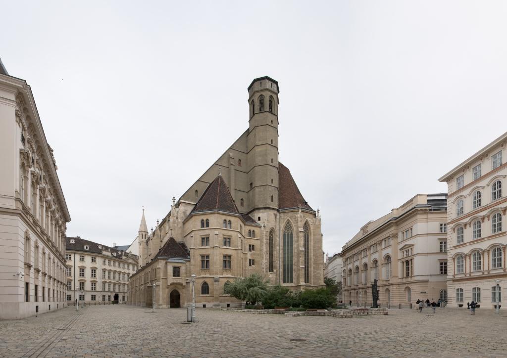 Minoritenplatz // Anna Hugot, Nicolas Treitz
